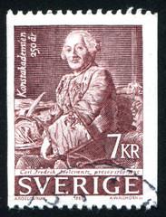 Baron Carl Frederik Adelcrantz