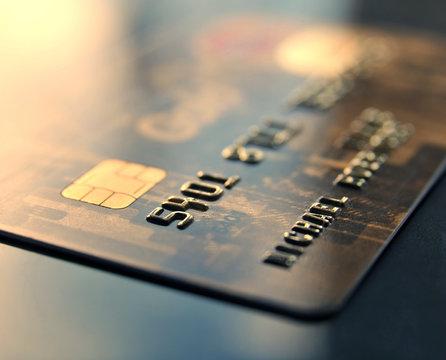 Gold Kreditkarte