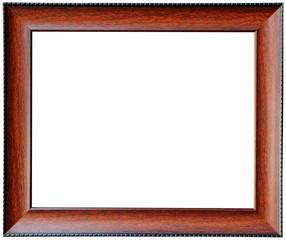 Landscape wooden picture frame