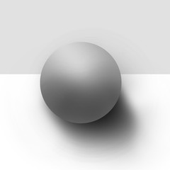 painted ball