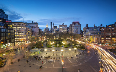 Union Square in New York City