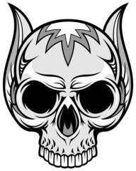 artistic skull 01