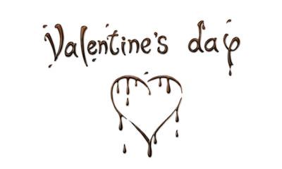 Sweet Valentine`s Day Card