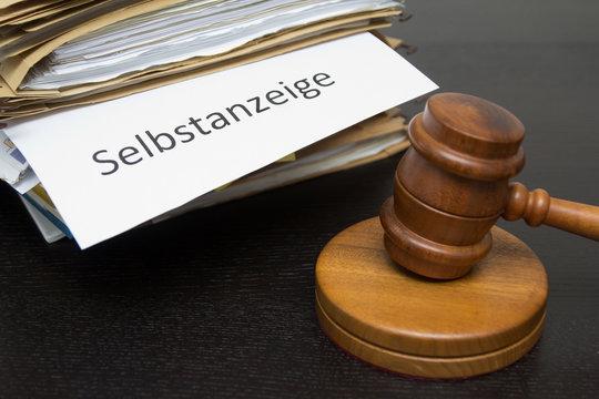 Steuerrecht - Urteil Selbstanzeige