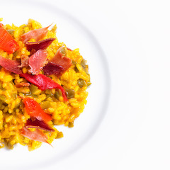 Paella. Typical Spanish Food