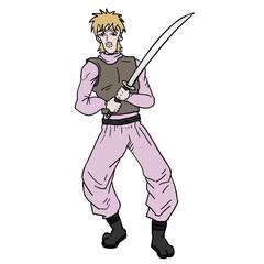 Sword soldier