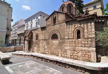 The Church of Panaghia Kapnikarea