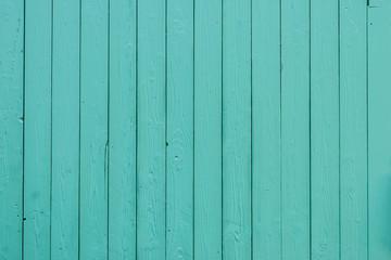 Wooden texture aqua color for the background image. Closeup.
