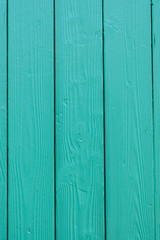 Wooden texture aqua color for the background image. Closeup.