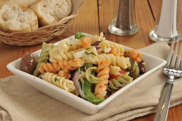 Gourmet Mediterranean Pasta Salad