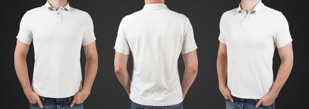 three man in t-shirt