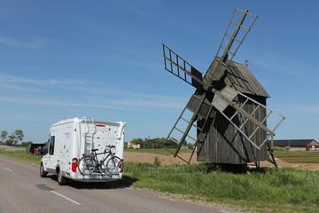 Schweden Öland Wohnmobil
