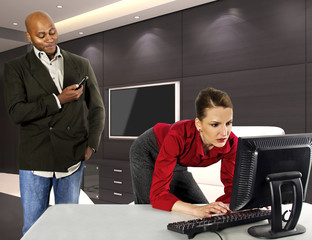 Workplace Issues or Office Harrasment