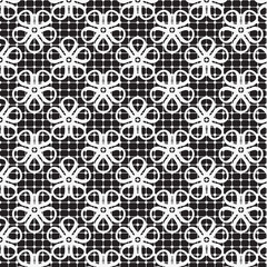 Floral wallpaper. Seamless