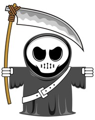 cartoon grim reaper 04