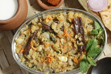 Dal mash is a lentil preparation