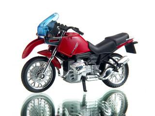 Modellino moto