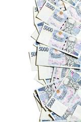 czech money border