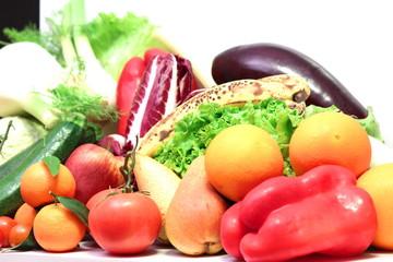 verdura e frutta mista