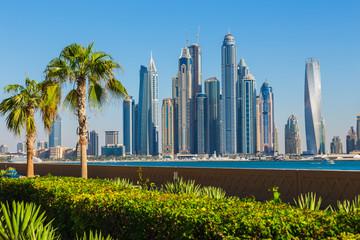 Printed roller blinds Dubai Dubai Marina. UAE