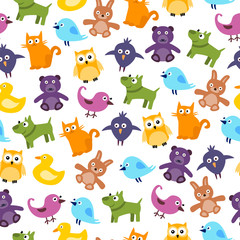 Cute Kids Pattern