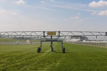 Racing Course Watering