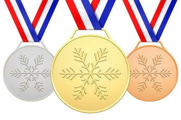 Medals for the Netherlands