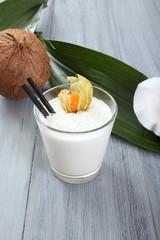 frullato di cocco