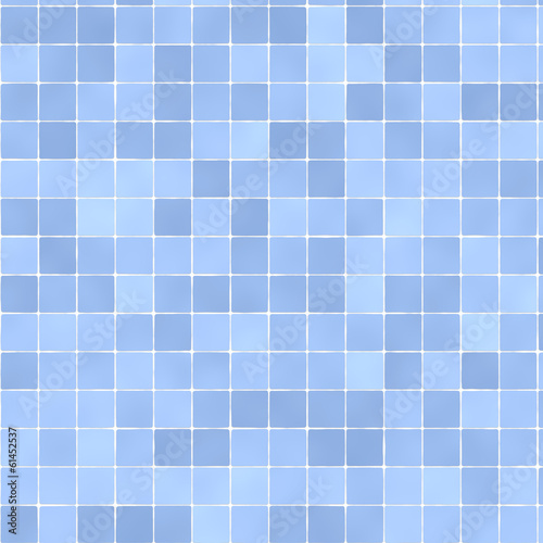 Piastrelle Pavimento Texture Blu Bagno Mosaico Immagini