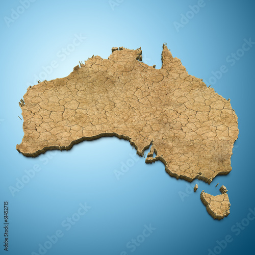 Map Of Australia Desert.Australia Map Australian Map Desert Stock Photo And Royalty Free