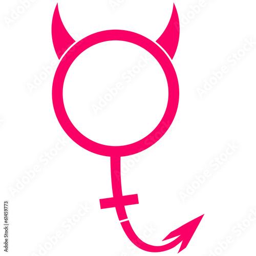 Quot Teufel H 246 Rner Schwanz Symbol Frau Weiblich M 228 Dchen