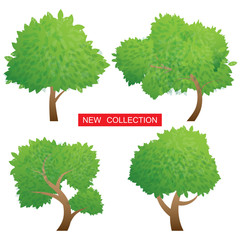 tree vector set