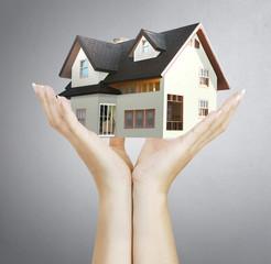 House model house concept