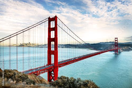 Wall mural Golden Gate Bridge, San Francisco