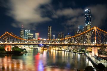 Brisbane at Night