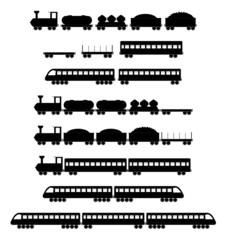 set of train vectors