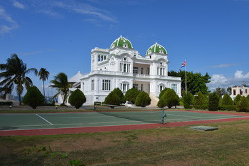 Colonial building, Cienfuegos, Cuba