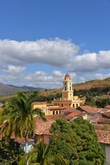 View over Trinidad, Cuba