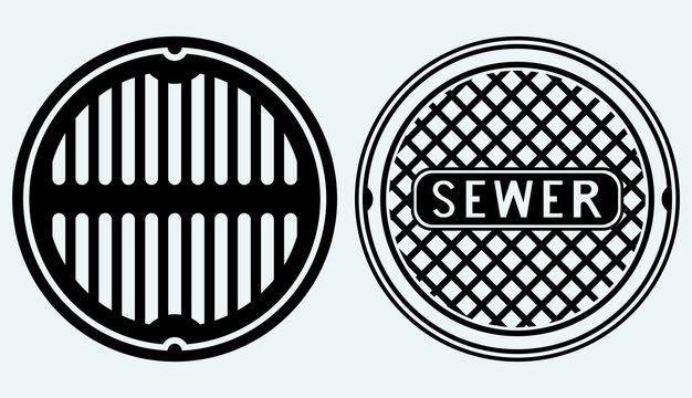 Sewer manhole