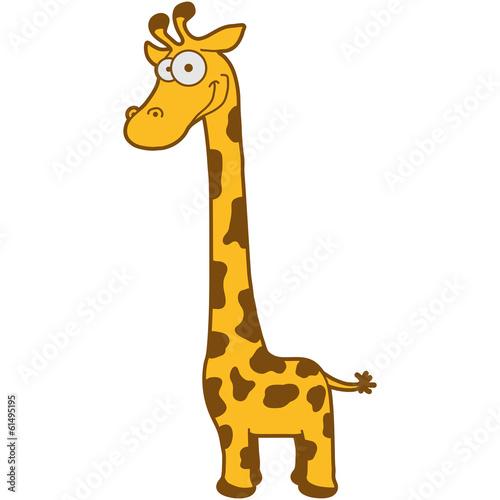 Quot Lustige Komische Cartoon Comic Giraffe Quot Stockfotos Und
