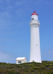 Historic cape Nelson lighthouse  in Victoria