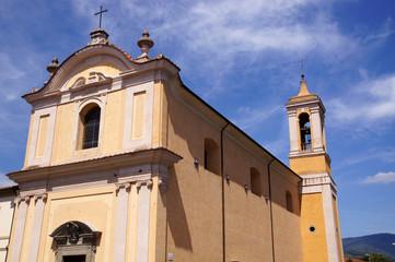 Eglise à Pistoia