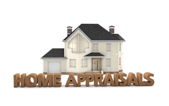 Real Estate Home Appraisals Evaluation
