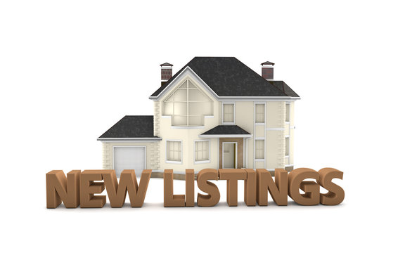 Real Estate New Listings