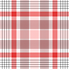 Tartan, plaid pattern. Seamless vector...
