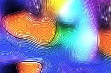 Abstract background multicolored : horizontal