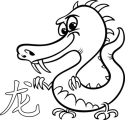 dragon chinese zodiac horoscope sign