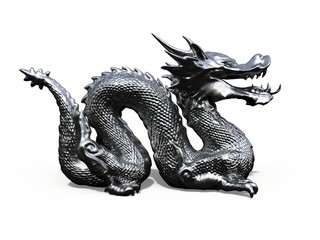 Dragon Stature iron