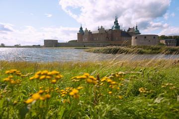 Fotomurales - Kalmar, Malmen, Kalmar Slott, Schlossinsel