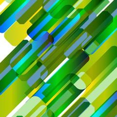 Abstract illustration, colorful background, digital composition.